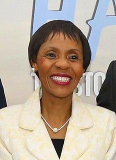 First Lady of Botswana