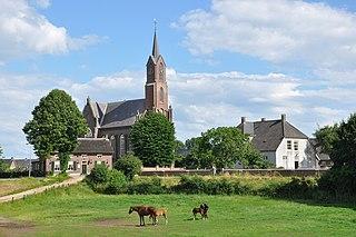 Maasdriel Municipality in Gelderland, Netherlands
