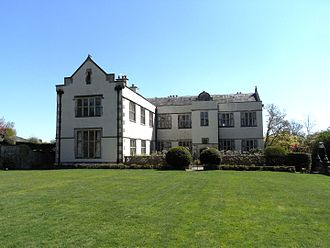 Netherton, Farway - Netherton Hall, west front