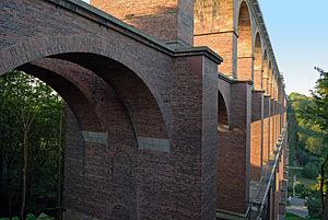 Göltzsch Viaduct - Detail