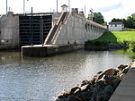 New Erie Canal Lock Eastern Mohawk River area NY 8751 (4853798855).jpg