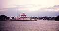 New Orleans - Lake Pontchartrain - New Canal LighthouseCoast Guard Station - November 1973.jpg