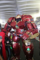 New York Comic Con 2015 - Hulkbuster & Black Widow (22038760116).jpg