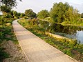 New cyclepath along the Cam - geograph.org.uk - 36450.jpg