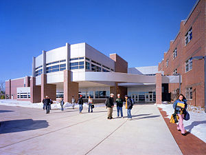 Pittsfield Charter Township, Michigan - Saline High School
