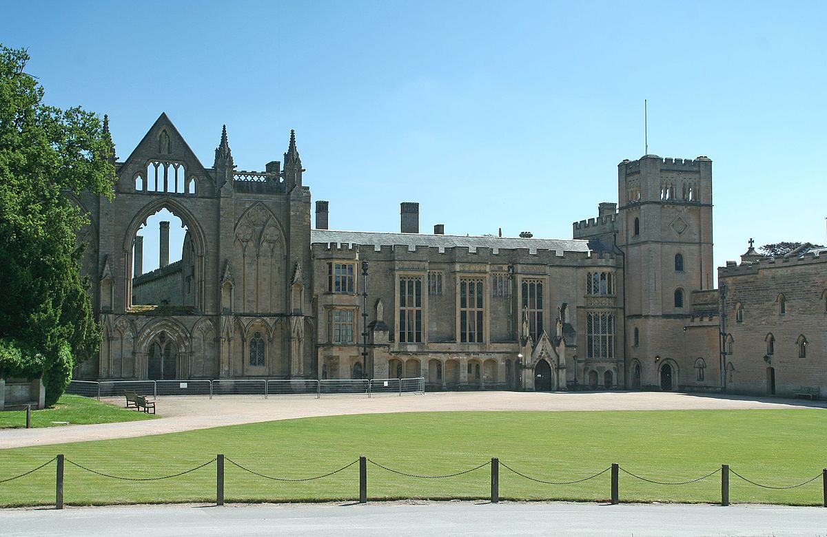 Newstead Abbey – Wikipedia