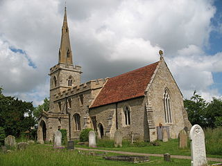 Newton Bromswold Human settlement in England