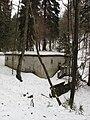 Neznámé zařízení na potoce Vlčín.JPG