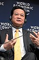 Nguyen Tan Dung - World Economic Forum Annual Meeting Davos 2010.jpg