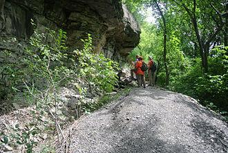 Niagara Gorge - Image: Niagara Gorge Trail