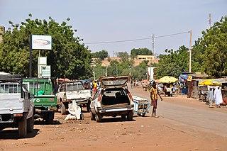 Dogondoutchi,  Dosso, Нигер