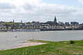 Nijmegen city center from across the river Waal.jpg