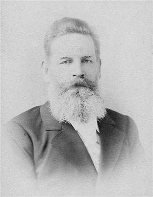 Nikolai Anderson - Nikolai Anderson around 1880