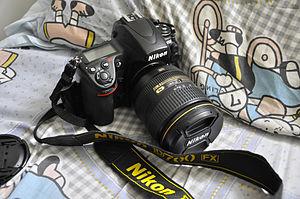 Nikon AF-S Nikkor 24-120mm f/4G ED VR - Image: Nikon D700 and Nikkor 24 120mm f 4G