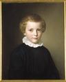 Nils Brahe, 1841- 1907. Oljemålning på duk - Skoklosters slott - 47691.tif