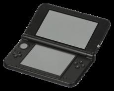 A Nintendo 3DS XL khi mở