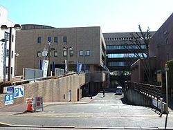 Nishitokyo city hall Tanashi building.JPG