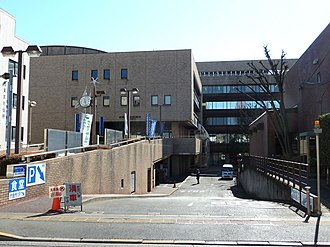 Nishitōkyō, Tokyo - Nishitōkyō City Hall