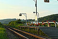 Nisshin Station (Hokkaido) platform.jpg