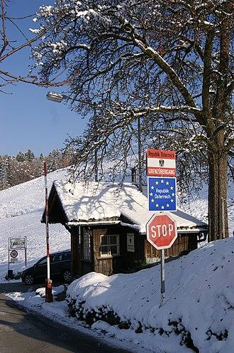 Law enforcement in Liechtenstein - Image: Nofels Fresch 2