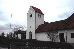 Nærum - Nærum Church