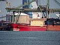 Nordic Odyssey (ship, 2010) IMO 9529451 Port of Rotterdam pic1.JPG