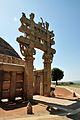 North Gateway - Stupa 1 - Sanchi Hill 2013-02-21 4295.JPG