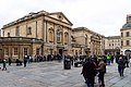 North facade of Roman Baths, Bath.jpg