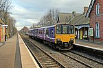 File:Northern Rail Class 150, 150116, Hough Green railway station (geograph 3819548).jpg