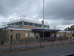 Northolt station building.JPG