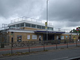 Northolt station building.JPG