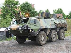Patria Pasi - Norwegian XA-185