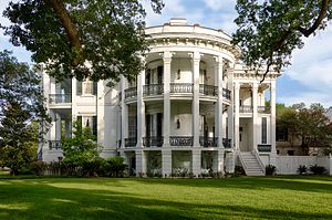 Henry Howard (architect) - Nottoway Plantation house, designed by Howard in 1859.