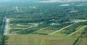 Ridge Landing Airpark - Image: Nov 6 08 006aerial