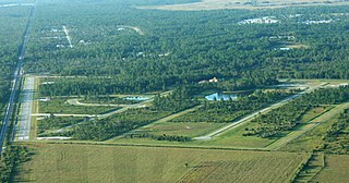 Ridge Landing Airpark airport in Florida, United States of America