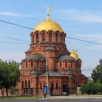 Novosibirsk - St.Alexander Nevsky Cathedral