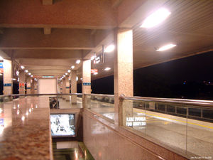 杨厝港地铁站
