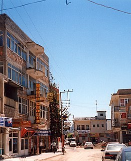 Nusaybin Place in Mardin, Turkey