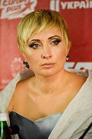 Viktoriya Tigipko - Viktoriya Tigipko at the 6th Odessa International Film Festival