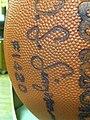 OJ Simpson signed football 2179 (6112583541).jpg