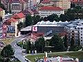 Obchodní centrum Podbaba, z Baby.jpg