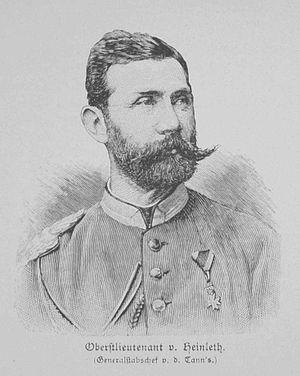 Adolf von Heinleth