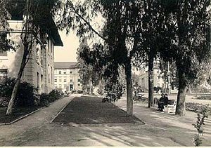 Occidental College - Occidental College in the 1920s