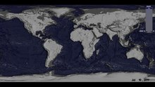 File:Ocean flows at surface and 2000 meters below sea level.webm