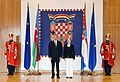 Official welcome ceremony was held for President Ilham Aliyev in Zagreb 15.jpg