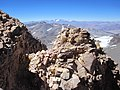 Ojos del Salado summit bid - view from the final traverse (4321012646).jpg