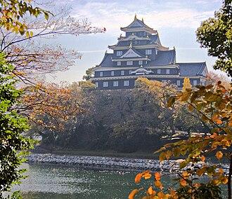 Okayama - Okayama Castle