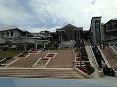 Okinawa Churaumi Aquarium from west 2.JPG