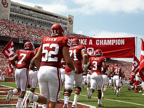 Get the latest Oklahoma Sooners news scores stats standings rumors and more from ESPN