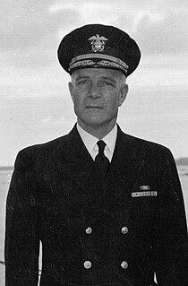 Olaf M. Hustvedt American admiral